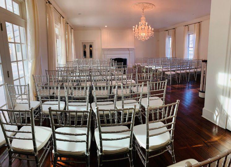 Grand Salon ceremony