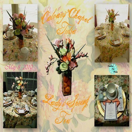 Creations By Daizy Planning Tulsa Ok Weddingwire