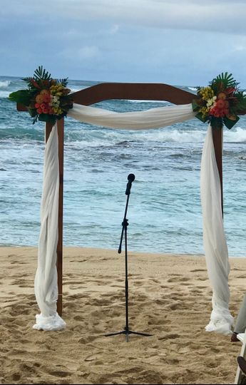 Turtle Bay- Vows by the Sea