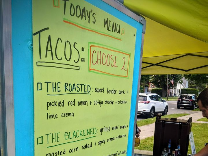 Tmx Taco Menu 51 1021967 160332438047948 White River Junction, VT wedding catering