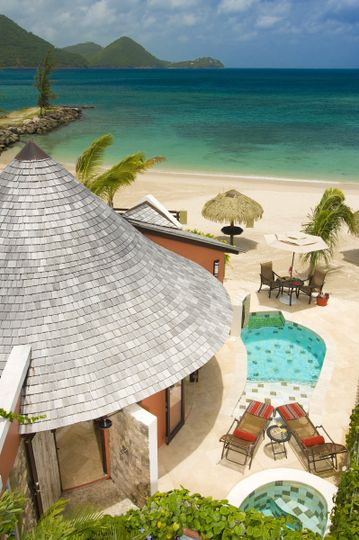 Sandals Resorts- Saint Lucia
