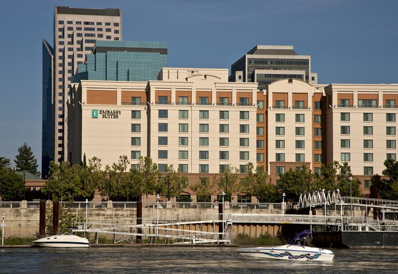 Embassy Suites by Hilton Sacramento Riverfront Promenade exterior view