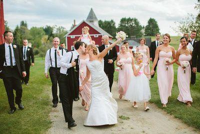 Tmx 1477249182568 Bridal Party2 East Burke, VT wedding venue