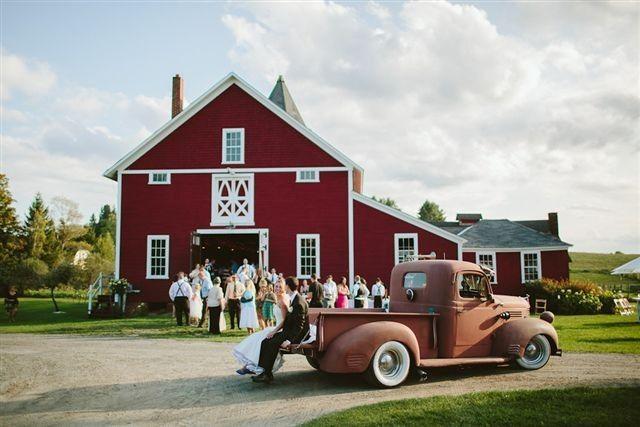 Tmx 1477249199231 Bride And Groom Truck Cocktail Hour2 East Burke, VT wedding venue