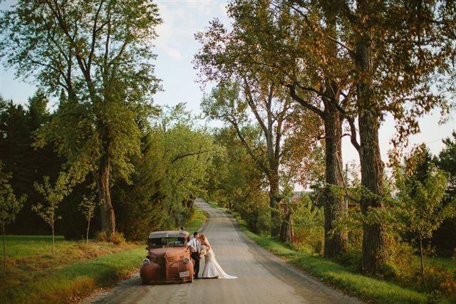 Tmx 1477249205163 Bride And Groom Truck Road2 East Burke, VT wedding venue