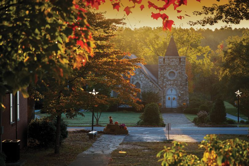 Chapel in the Fall