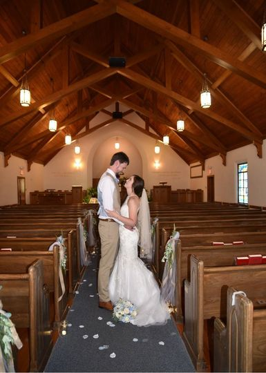 Couple in the Chapel