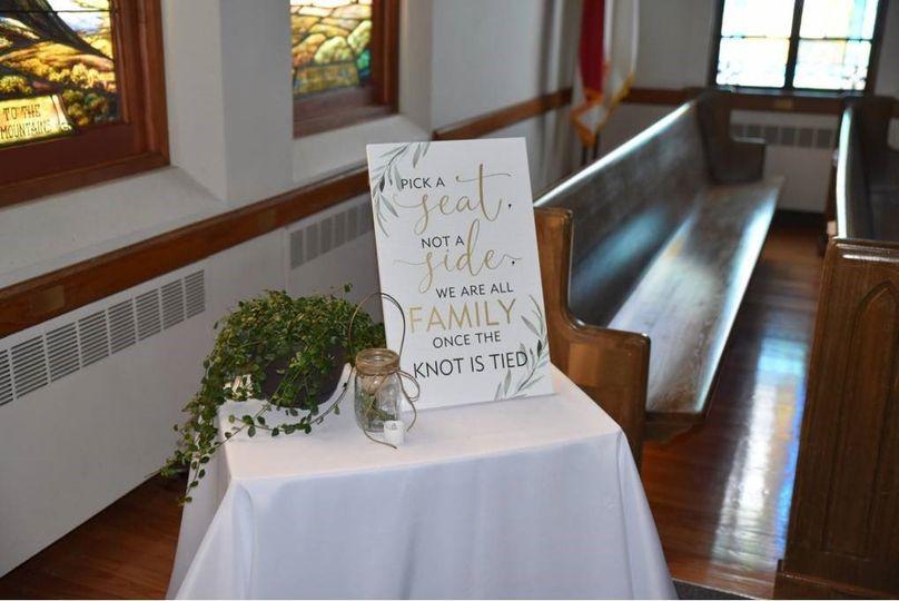 Chapel Entryway