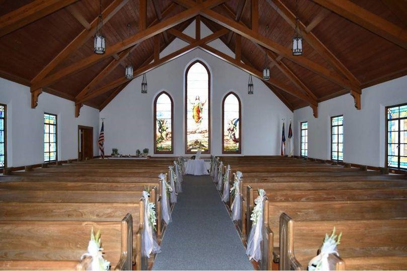 Chapel Décor