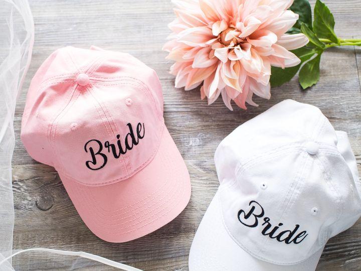 Tmx Dad Hat White Pink Bride 51 1903967 157860622553917 La Habra, CA wedding favor