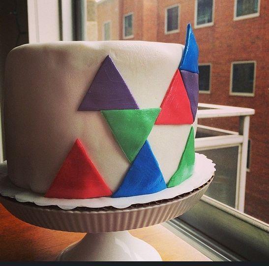 wilcox wedding cake