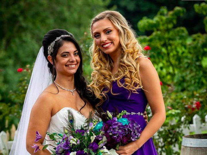 Tmx Angelicas Wedding 51 994967 1568950593 Milford, NJ wedding beauty