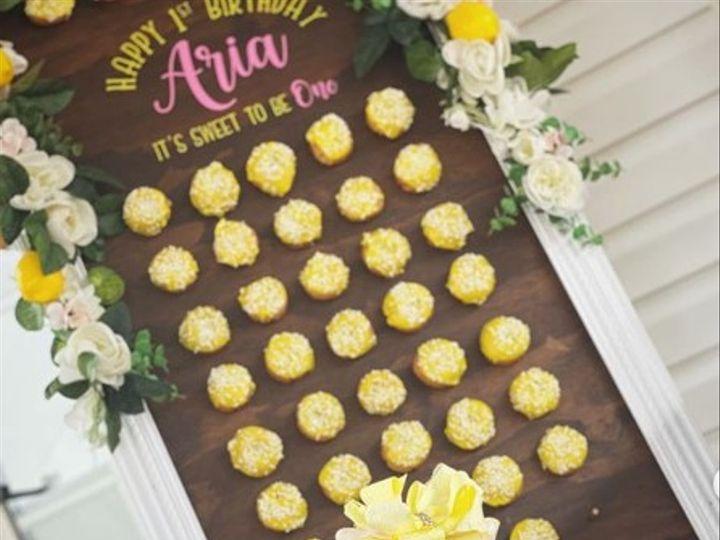 Tmx Aria Doughnut Wall 51 1905967 160221121935088 Whippany, NJ wedding catering