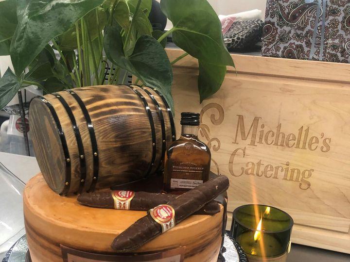 Tmx Cigar Cake 51 1905967 160221064788642 Whippany, NJ wedding catering