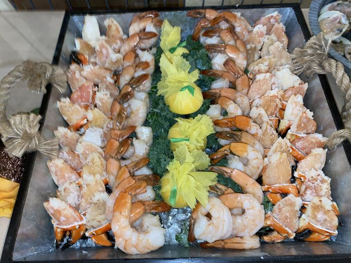 Tmx Seafood Display 51 1905967 160221091129707 Whippany, NJ wedding catering