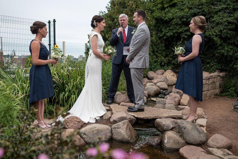 Ceremonies and Receptions