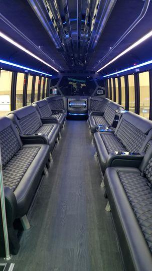30 Passenger Limo Coach