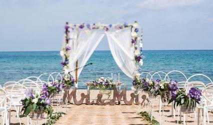Luxury Weddings in Crete by Vasiliki