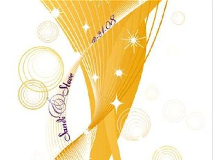 Tmx 1259639500504 LucasWeddingAnnouceSide1 Shelton wedding invitation