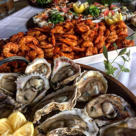 Seafood Galore!