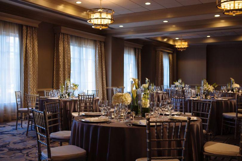 Ballroom Wedding Set