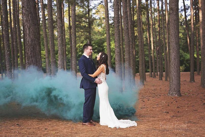 Color Smoke Bomb