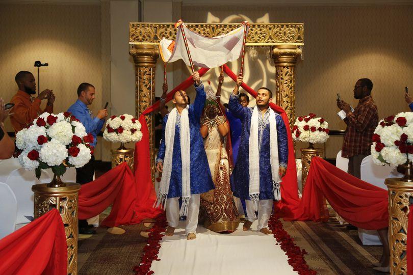 Ceremonial celebration