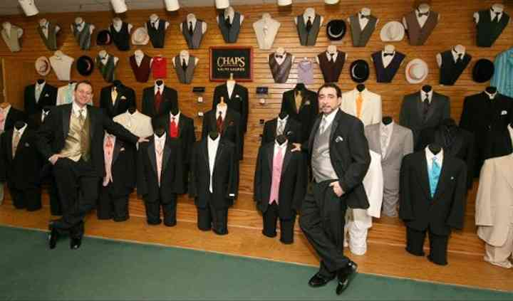 Tuxedos By Merian
