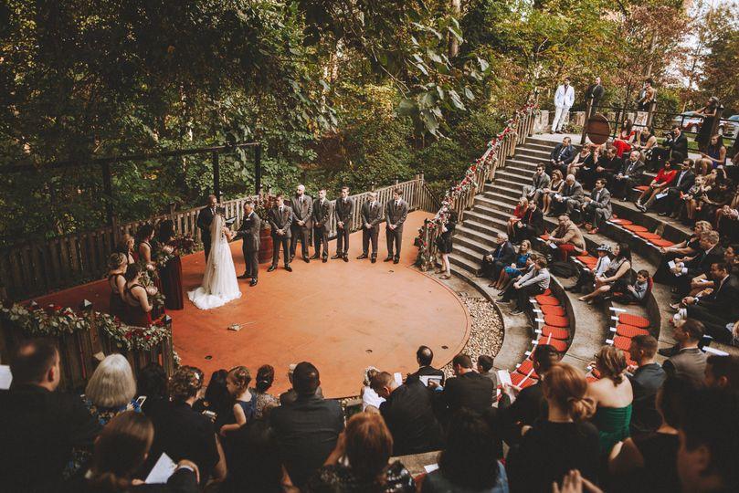 Amphitheatre Ceremony