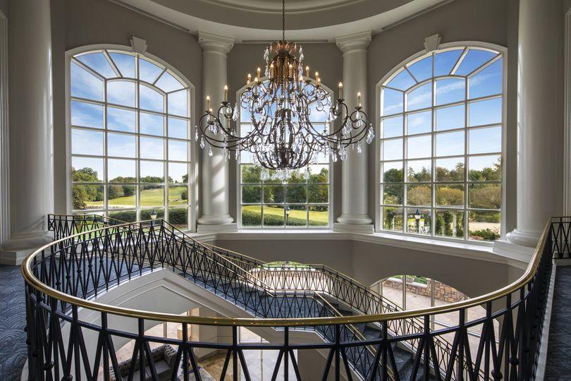 Ballantyne Grand Staircase