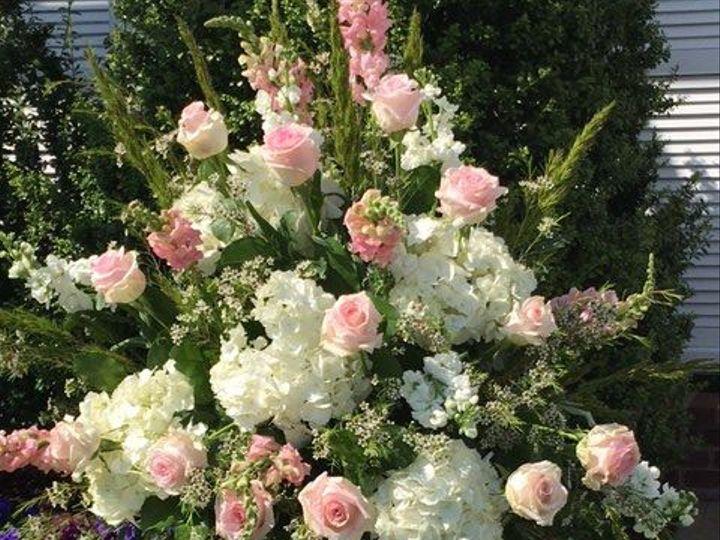 Tmx 1517342029 Aa2678ca17864430 1517342028 Bfccebc32b2e9b8b 1517342032162 26 Patina Urns At CB Gambrills, MD wedding florist