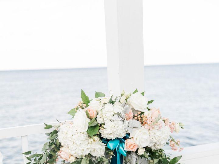 Tmx 2017 Sept Rachel Thomas Railing Arrangement 51 31077 Gambrills, MD wedding florist