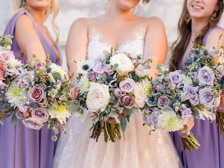 Tmx Nini Bouquets With Girls 51 31077 V1 Gambrills, MD wedding florist