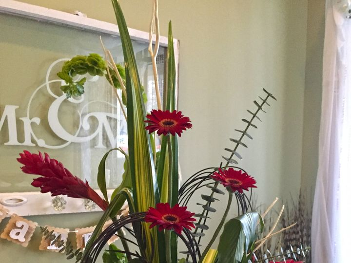 Tmx Tall Arrangement Could Use For Corporate 51 31077 Gambrills, MD wedding florist