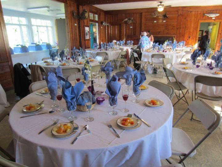 Lodge Reception