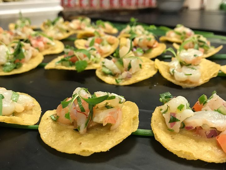 Tmx 1500053018760 Avacado Shrimp Ceviche Tostadas Marshfield, MA wedding catering
