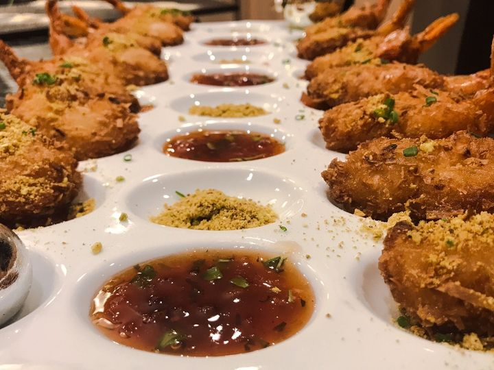 Tmx 1515005333441 Coconut Crusted Shrimp Marshfield, MA wedding catering