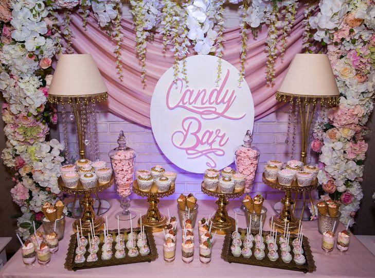 Hoopla Candy Buffets