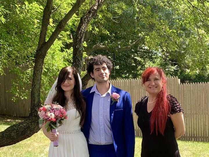 Tmx 161e31c6 0887 4866 Ae6f D3531263caa0 51 1073077 159642154019598 Lindenhurst, NY wedding officiant