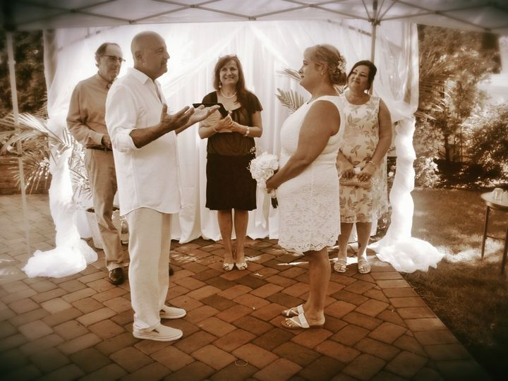 Tmx 1f3283df D9cb 41fd B3aa 5d355d3ac2fe 51 1073077 1566145022 Lindenhurst, NY wedding officiant