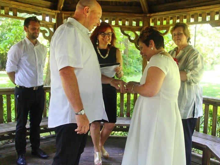 Tmx 719302f5 3440 4534 B550 2f5b0cb7687e 51 1073077 1563074157 Lindenhurst, NY wedding officiant