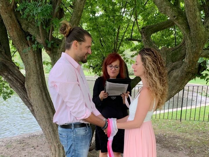 Tmx F8b394ae Dc3a 48d6 92d4 3abdf76ad09a 51 1073077 1568493155 Lindenhurst, NY wedding officiant