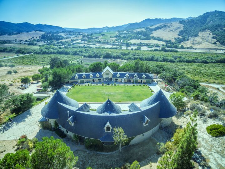 Castle in Avila Valley