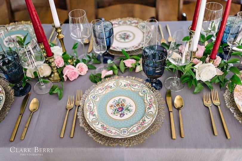 Set elegant tables