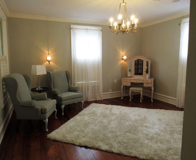 Fairytale bride's suite