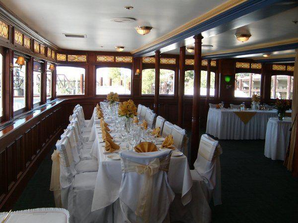 Delta king hotel venue sacramento ca weddingwire for 701 salon sacramento