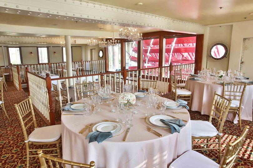 Paddlewheel room