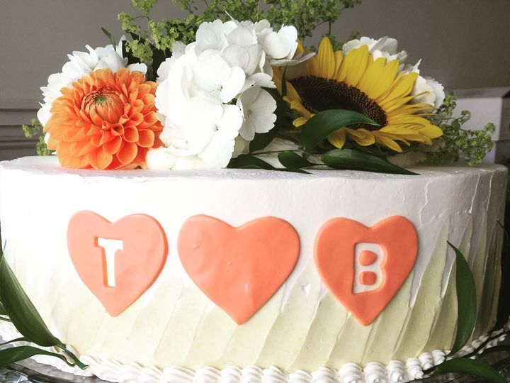 Tmx 2017 8 Rustic Wildflower Wedding Cake 8 51 1025077 Bangor, Pennsylvania wedding cake