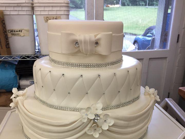 Tmx Wedding Cake 6 20 15 51 1025077 Bangor, Pennsylvania wedding cake