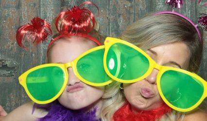 Snap Peas Photo Booth Rentals 1